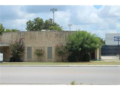 Lampasas Commercial For Sale: 401 N Key Ave