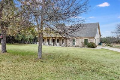 Coryell County Single Family Home For Sale: 239 Cr 354