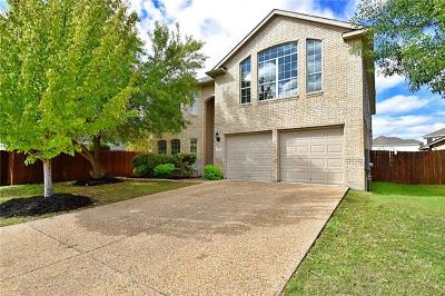Leander Single Family Home For Sale: 116 Killdeer