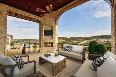 Austin Single Family Home For Sale: 6605 Davenport Divide Rd