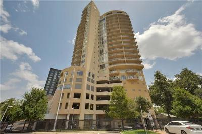 Austin Condo/Townhouse For Sale: 603 Davis St #1708