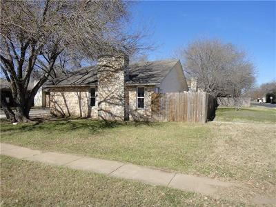Round Rock Multi Family Home For Sale: 1202 Provident Ln