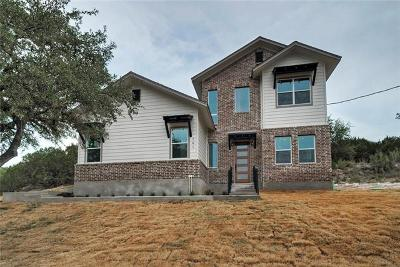 Spicewood Single Family Home For Sale: 701 Cargill Dr