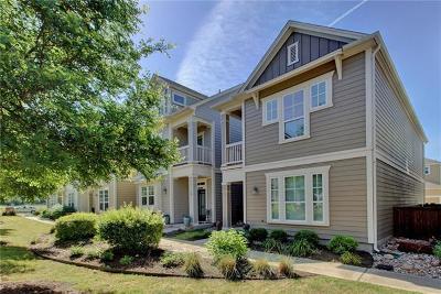 Austin Single Family Home Pending - Taking Backups: 3900 Threadgill St #9