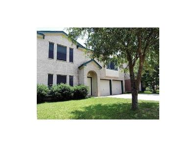 Round Rock Rental For Rent: 2203 Grove Dr