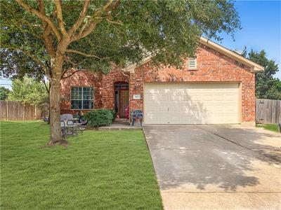 Leander Single Family Home For Sale: 903 Saint Helena Dr