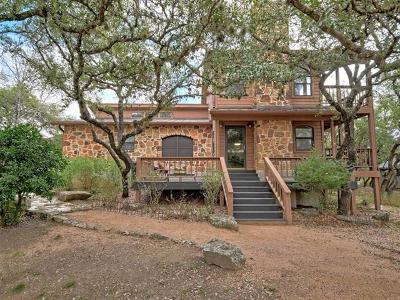 Canyon Lake Single Family Home Pending - Taking Backups: 1560 Roadrunner Ln