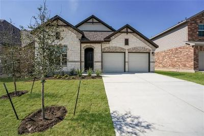 Pflugerville Single Family Home For Sale: 17308 Lathrop Ave