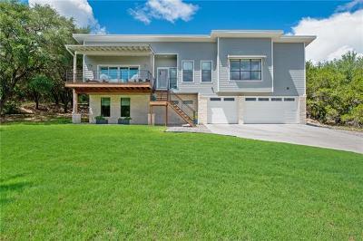 Austin Single Family Home Pending - Taking Backups: 15101 Rainbow One St