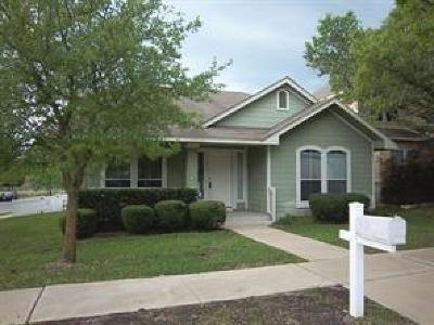Cedar Park Single Family Home Pending - Taking Backups: 1318 Diner Dr