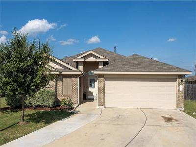 Single Family Home For Sale: 14513 Martial Eagle Dr