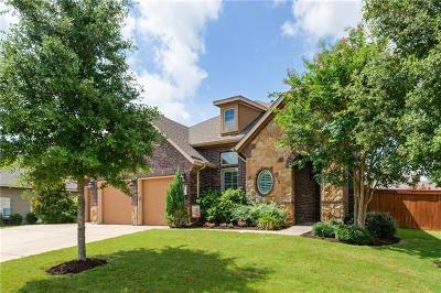 Pflugerville Single Family Home For Sale: 18912 Douglas Maple Way