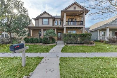 Kyle Single Family Home For Sale: 1050 Powell St
