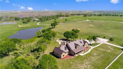 Burnet County, Lampasas County, Bell County, Williamson County, llano, Blanco County, Mills County, Hamilton County, San Saba County, Coryell County Farm For Sale: 12750 E State Highway 29