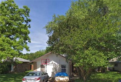 Austin Single Family Home For Sale: 6502 Clubway Ln
