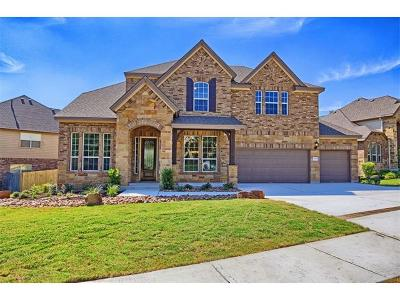 Round Rock Single Family Home Pending - Taking Backups: 1915 Mulligan Dr