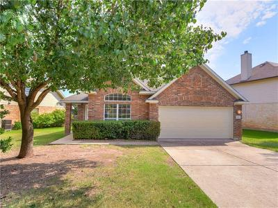 Pflugerville Single Family Home For Sale: 1016 Howeth Dr