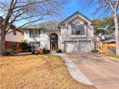Single Family Home For Sale: 13214 Quadros Pass