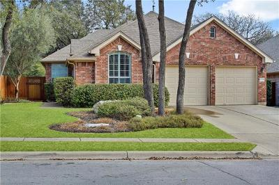 Travis County Single Family Home Pending - Taking Backups: 12705 Palfrey Dr