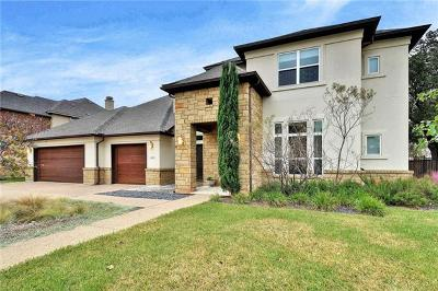 Round Rock Single Family Home For Sale: 2116 Park Place Cir