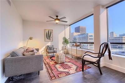 Penthouse Condo Condo/Townhouse Pending - Taking Backups: 1212 Guadalupe St #703