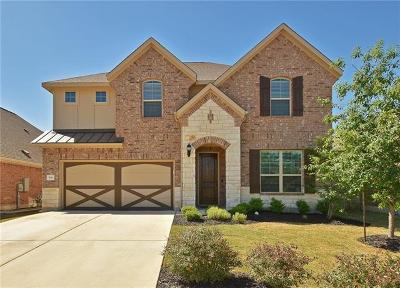 Hays County Single Family Home Pending - Taking Backups: 706 Oyster Crk