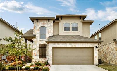 Cedar Park Single Family Home For Sale: 1401 Little Elm Trl #302