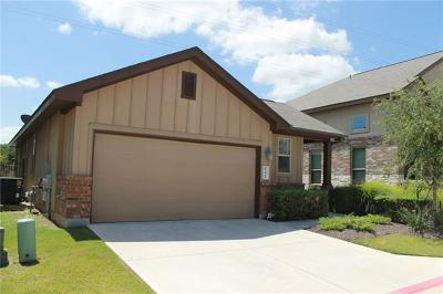 Cedar Park Condo/Townhouse Pending - Taking Backups: 1401 Little Elm Trl #132
