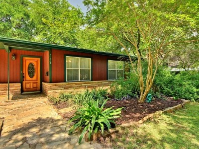 Single Family Home For Sale: 3004 Oak Park Dr