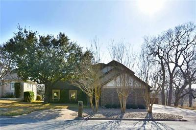 Hays County, Travis County, Williamson County Single Family Home For Sale: 11130 Pinehurst Dr