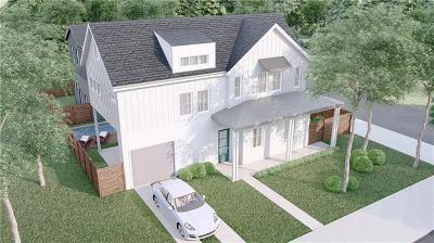 Austin Single Family Home For Sale: 2100 De Verne St