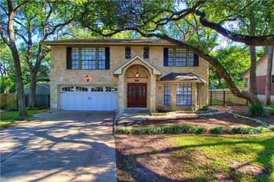 Austin Single Family Home For Sale: 7303 Rankin Trl