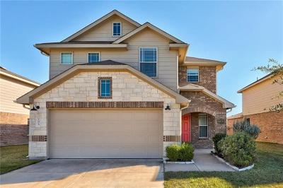 Leander Single Family Home For Sale: 205 Inca Dove Ln