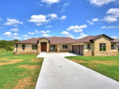 Bastrop County Single Family Home For Sale: 151 Powder Horn Rd