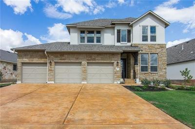 Spicewood Single Family Home For Sale: 224 Sumalt Gap Way