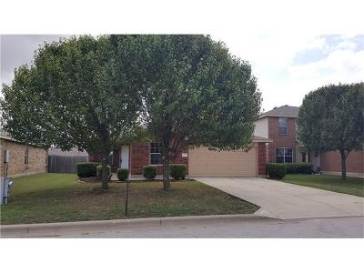 Williamson County Single Family Home Pending - Taking Backups: 137 Brickyard Ln