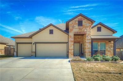 Single Family Home For Sale: 13117 Olivers Way