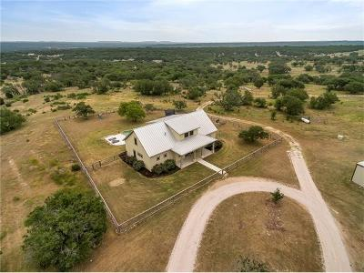 Killeen Single Family Home For Sale: 1615 County Road 220