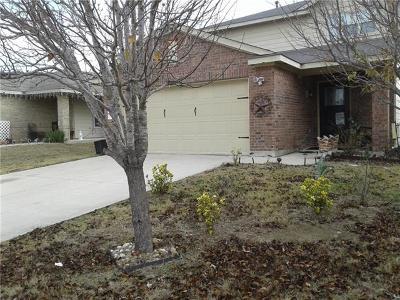 Elgin Single Family Home For Sale: 13013 Blackeyed Susan Trl