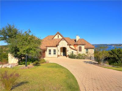 Lago Vista Single Family Home Active Contingent: 18204 Cedar Sage Ct