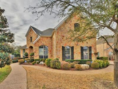 Austin Single Family Home Pending - Taking Backups: 13221 Country Trails Ln