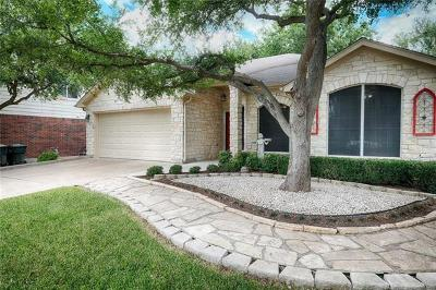 San Marcos Single Family Home Pending - Taking Backups: 1117 Debbie Ct