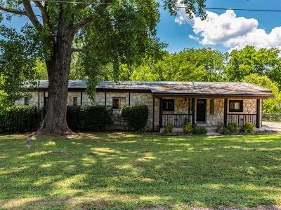 Jarrell Single Family Home For Sale: 805 N 3rd St
