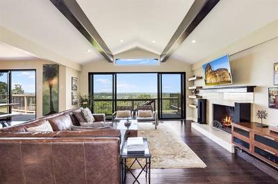 West Lake Hills Single Family Home Pending - Taking Backups: 1000 Redbud Trl