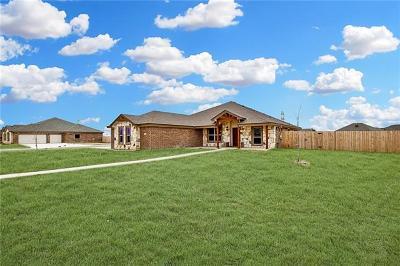 Salado Single Family Home For Sale: 4101 Big Brooke Dr