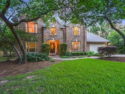 Austin Single Family Home Pending - Taking Backups: 10036 Circleview Dr