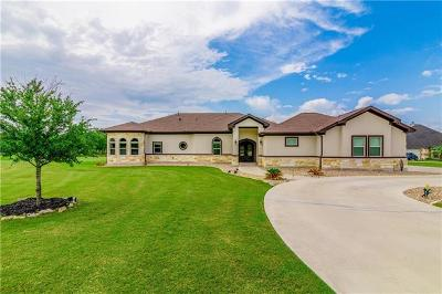 Bastrop Single Family Home For Sale: 105 Territory Dr