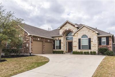Round Rock TX Single Family Home Pending - Taking Backups: $349,900