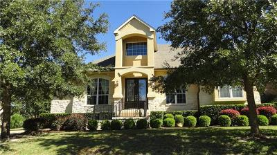 Austin Single Family Home For Sale: 3125 Sun Drenched Path