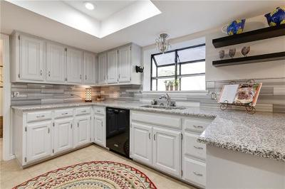 Austin Single Family Home For Sale: 6000 Ivy Hills Dr